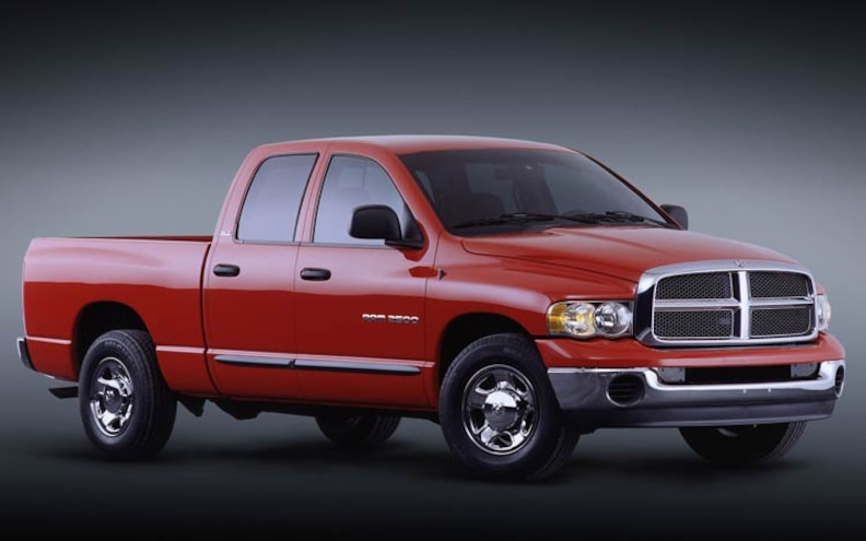 Chrysler Issues Voluntary Airbag Recall on Older Rams