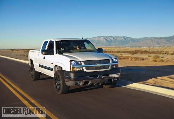 2004 Chevy Silverado 2500 HD - Constantly Evolving