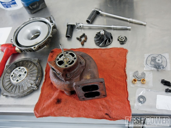 How To: Rebuild Your Own Turbo