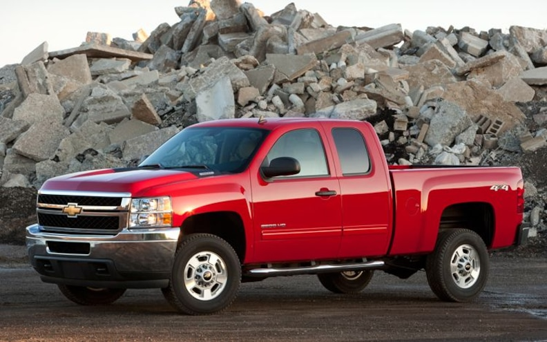 First Drive: 2011 Chevrolet Silverado 2500HD Extended Cab LT 4x4