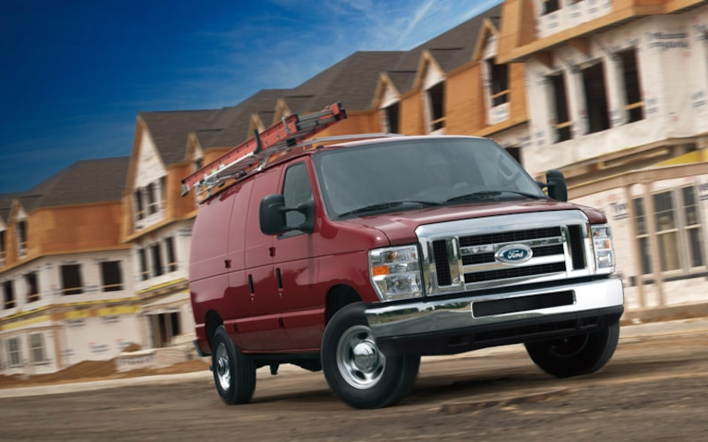 2011 Ford E-Series Van Photo Gallery