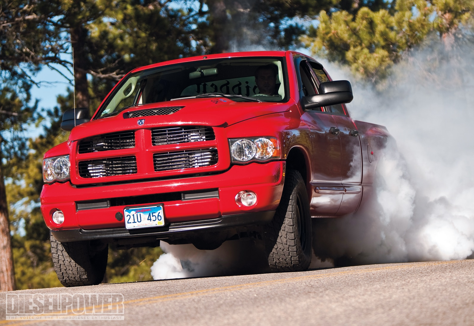Hail Fire Brimstone 2004 Dodge Ram Photo Image Gallery