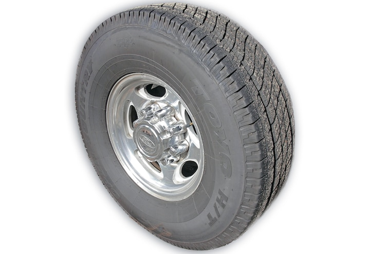 Toyo Open Country H/T Tires - Tire Test Guide