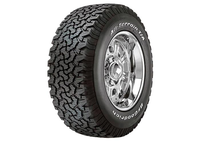 BFGoodrich All-Terrain T/A KO Tires - Tire Test Guide