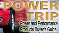 Power and Performance Products Buyer's Guide - Gear - Truck