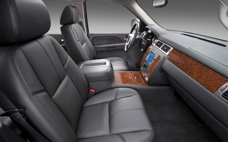 2011 Chevrolet Avalanche Interior