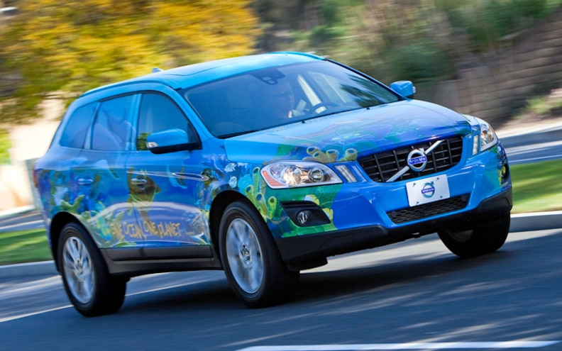 Creech Auto Sales >> Volvo XC60 Hits the Road in a Nationwide Contest Inspired by Disney Movie - Auto News - Truck Trend