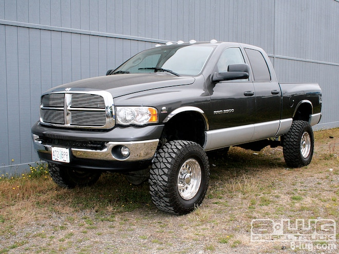 Dodge Lift Kits >> Superlift 6 Inch Lift Kit 2003 Dodge Ram 3500 8 Lug Magazine
