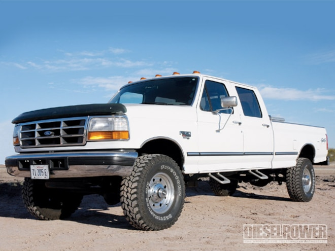 7 3l Power Stroke Power Recipes Ford Diesel Trucks Diesel Power Magazine