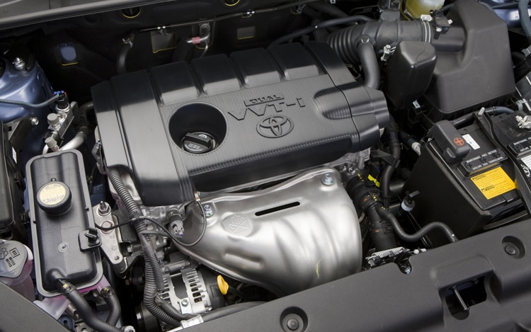 2011 Toyota RAV4 Base Engine