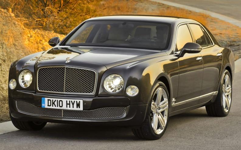 First Drive: 2011 Bentley Mulsanne