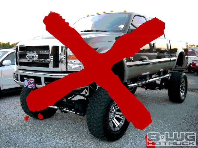 SEMA Automotive Hobby Information - Can The Government Legislate Away Your HD Truck?