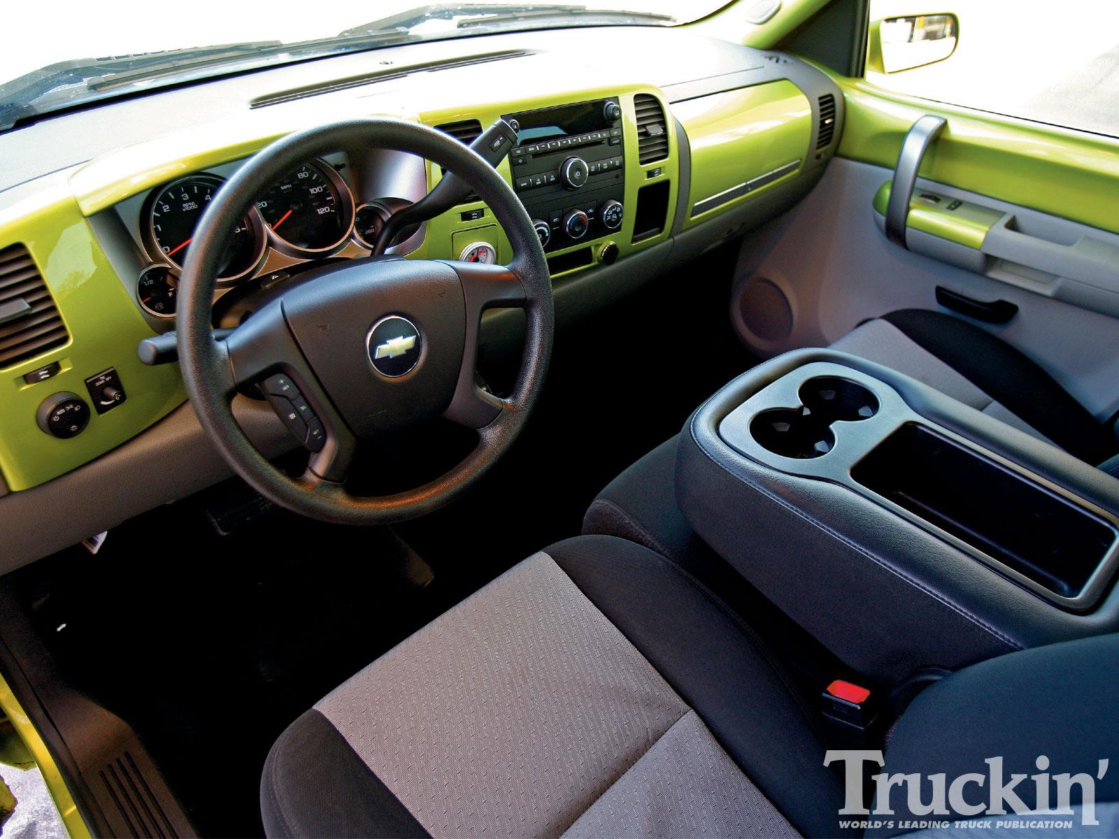 2008 Chevy Silverado 24 Inch Rims Truckin Magazine