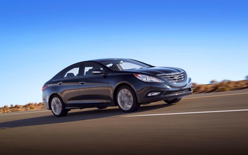 First Test: 2011 Hyundai Sonata 2.0T