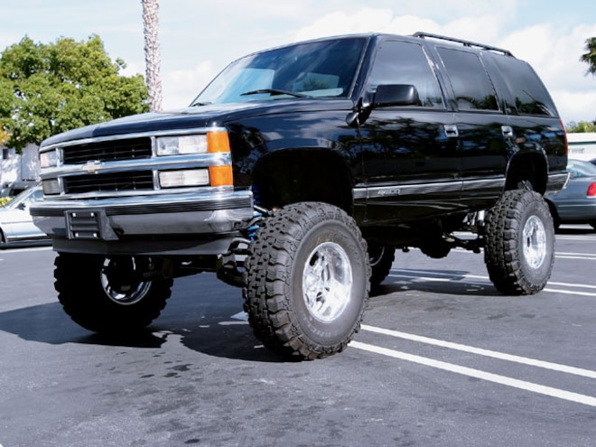 Aftermarket Bolt Ons 1997 Chevy Tahoe Truck Accessories Sport Truck Magazine