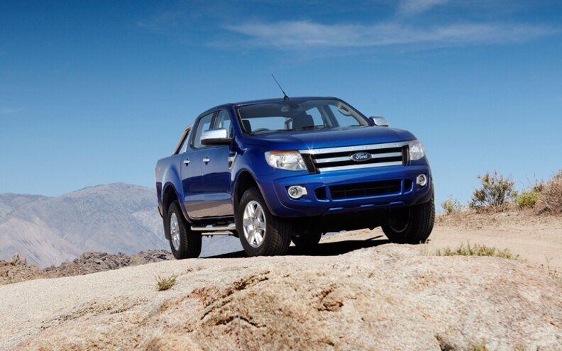 First Look: 2012 Ford Ranger
