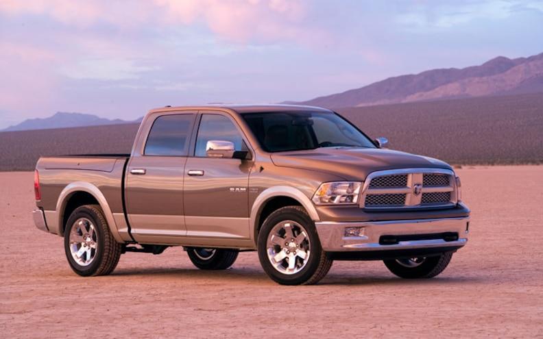 Recall: 2009-2010 Ram 1500, Dodge Dakota Rear Axle Pinion Nut