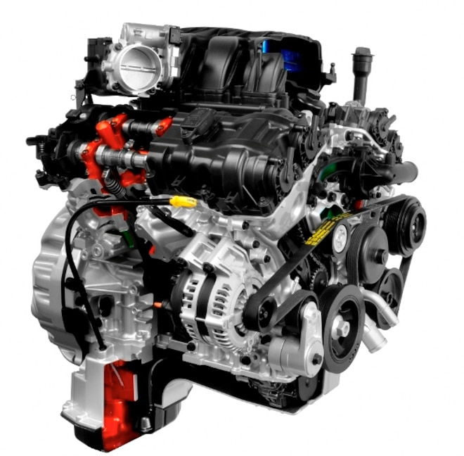 New Pentastar V-6 Engine To See Duty In New Chryslers