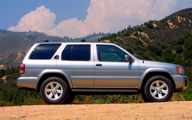 2001 2004 nissan pathfinder pre owned truck trend truck trend