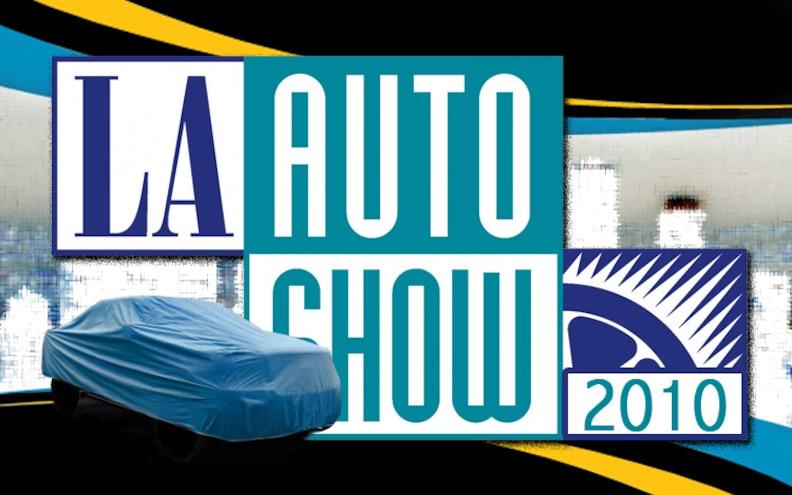 2010 Los Angeles Auto Show