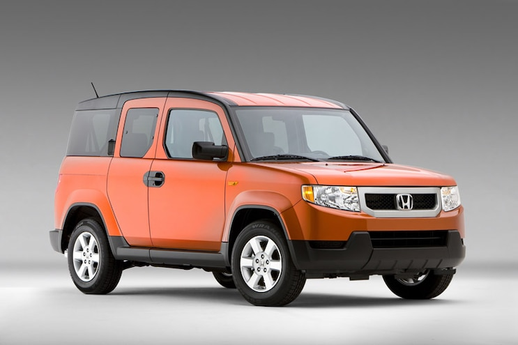 Recalled Improperly Installed Manual Transmission Cables On 2010 Honda Element Auto News Truck Trend