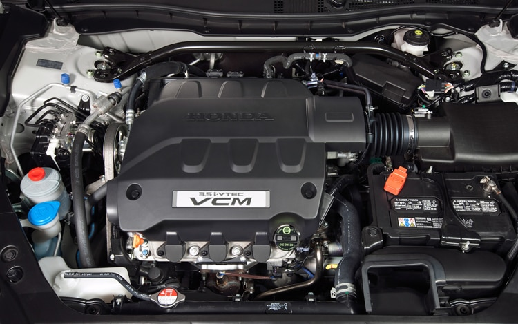 2011 Honda Accord Crosstour Engine