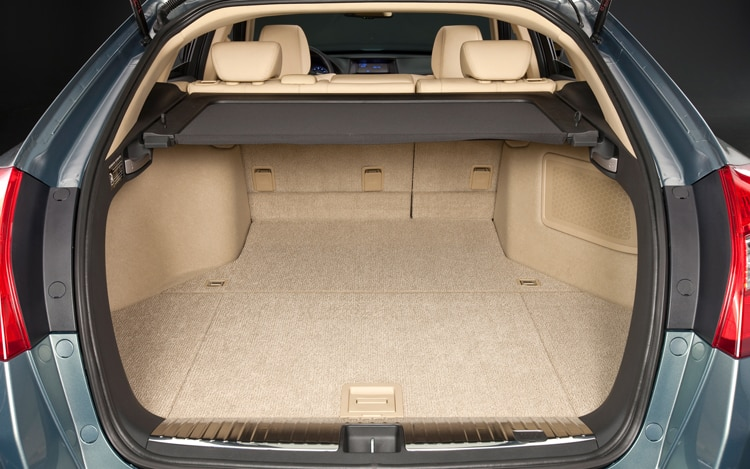 2011 Honda Accord Crosstour Rear Interior Hatch