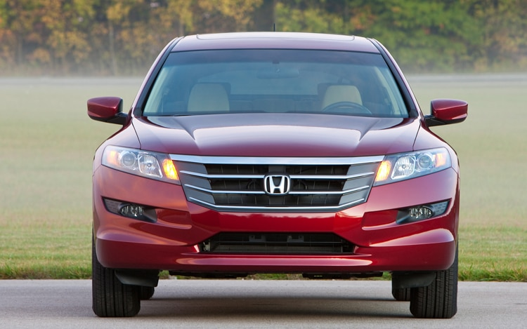 2011 Honda Accord Crosstour Front Profile View