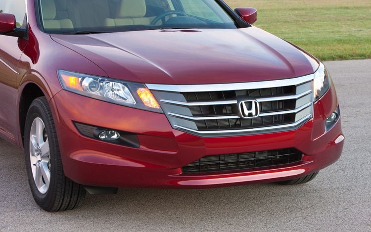 2011 Honda Accord Crosstour Front Grill