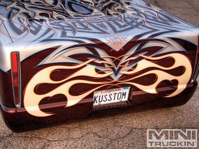 1996 Chevy S10 V8 - Mutation