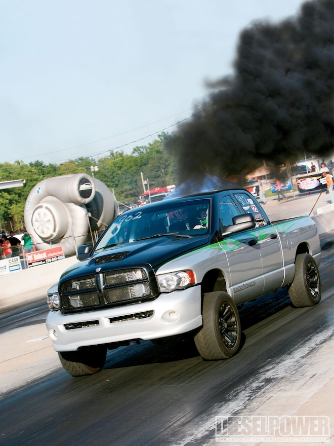 800hp 2004 Dodge Ram On A Mission
