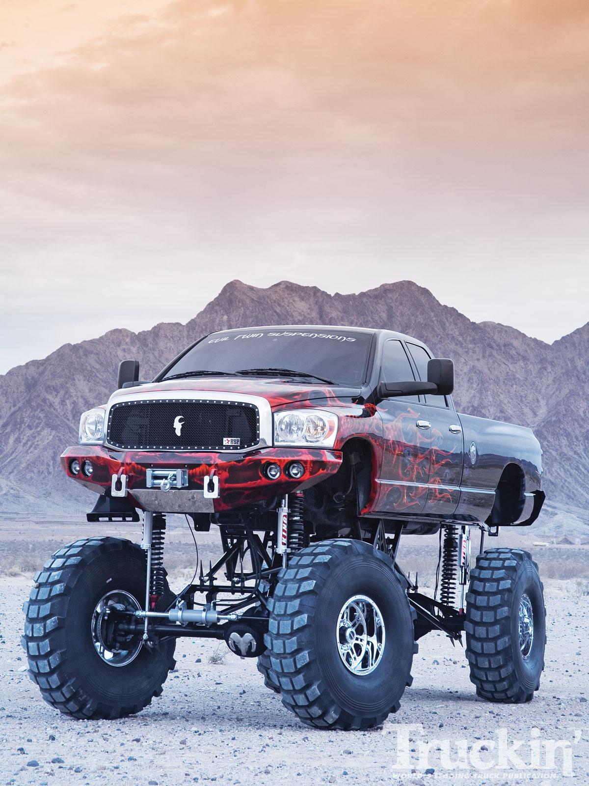 2007 Dodge Ram 2500 - Cummins Diesel Engine - Truckin ...