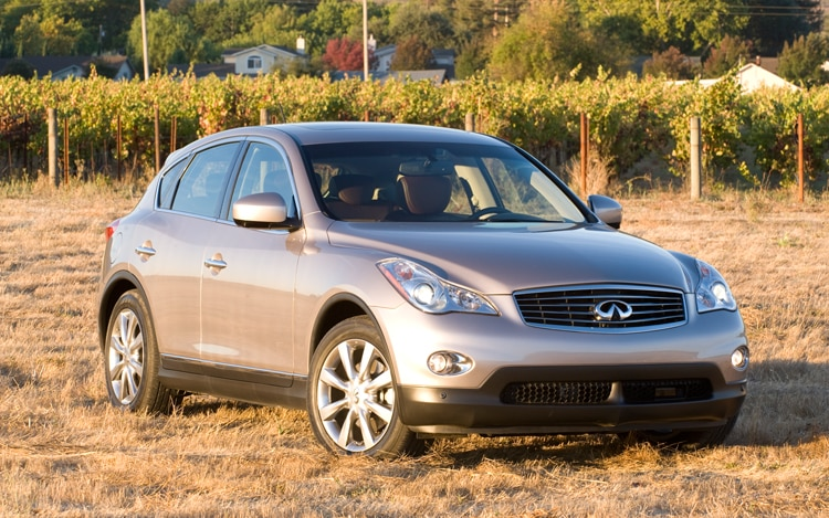2011 Infiniti EX Photo Gallery: What's New For 2011!