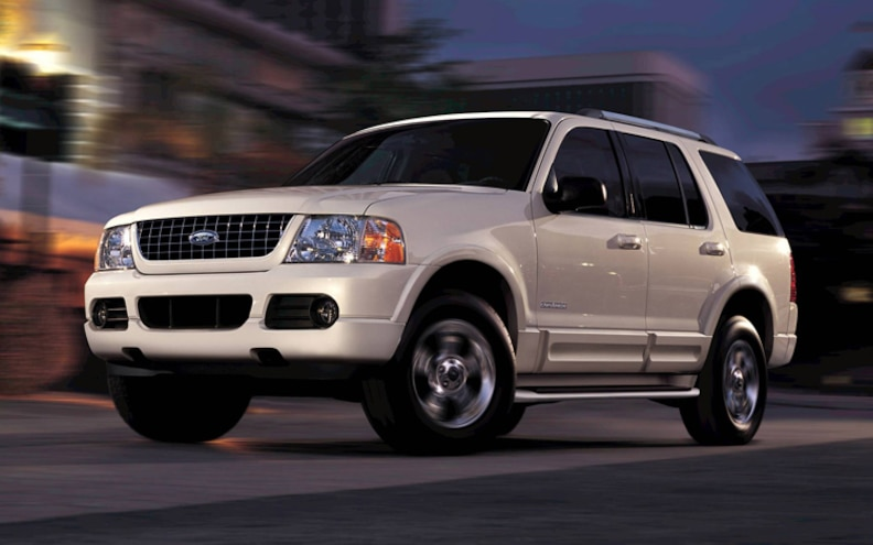 2002-2005 Ford Explorer - Pre-owned - Truck Trend