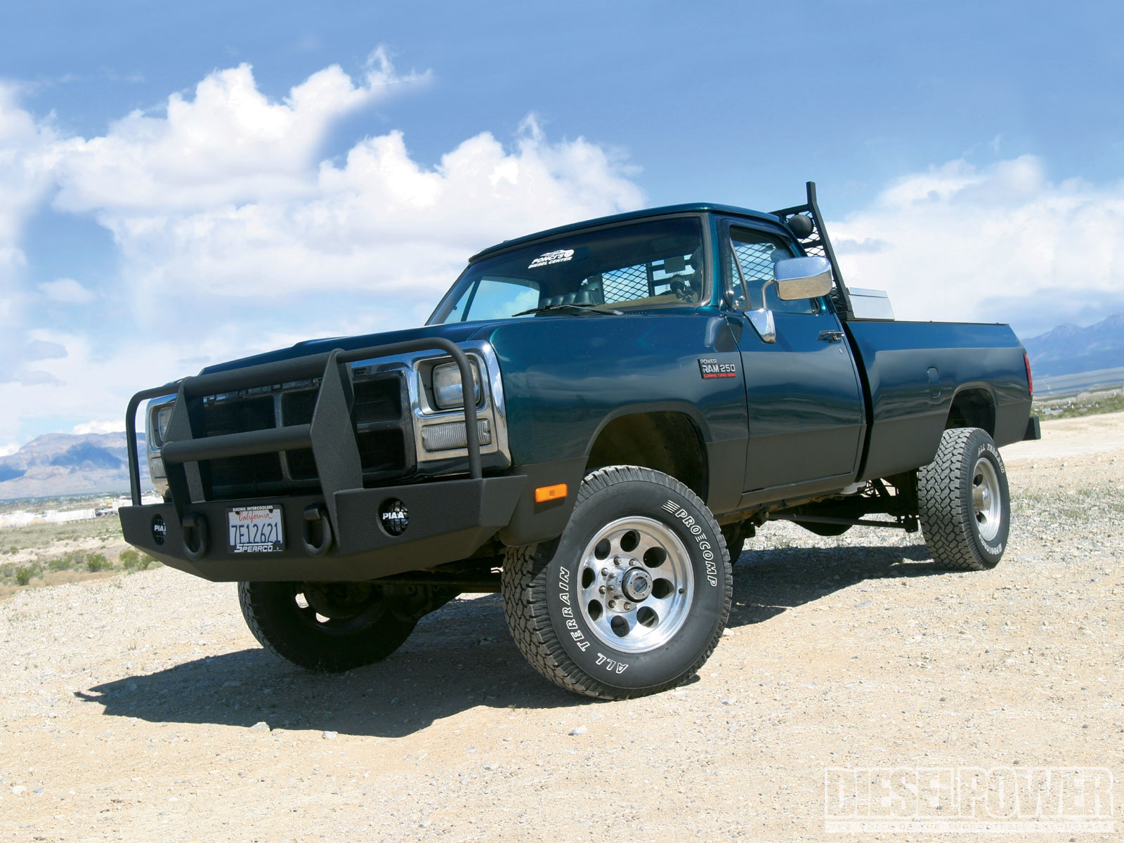 Timeless 1993 Dodge W250 Photo Image Gallery