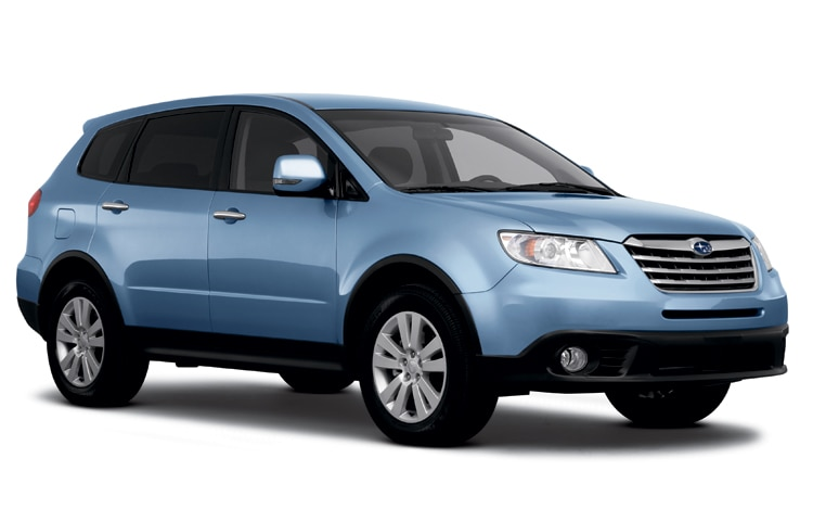 2011 Subaru Tribeca Blue