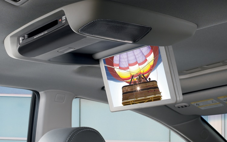 2011 Subaru Tribeca Dvd Entertainment System