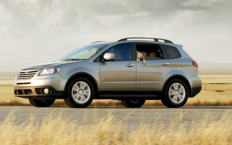 2013 Reportedly End-Of-Line for Subaru Tribeca