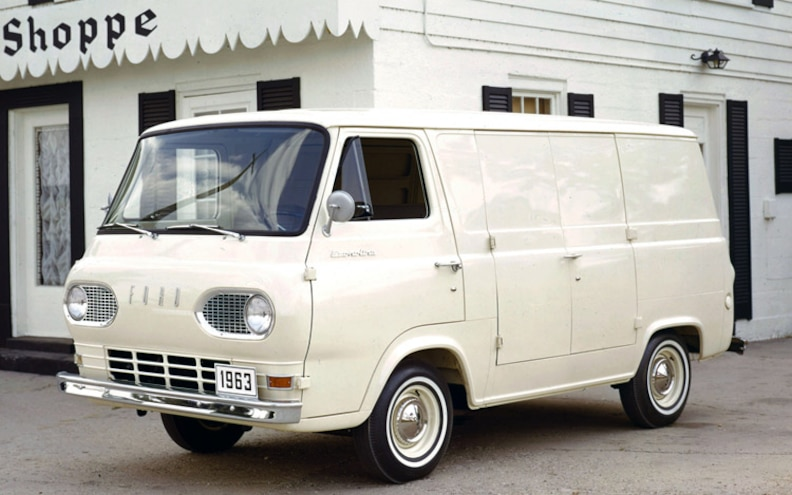 Ford Celebrates E-Series Van's 50th Birthday with Special Edition