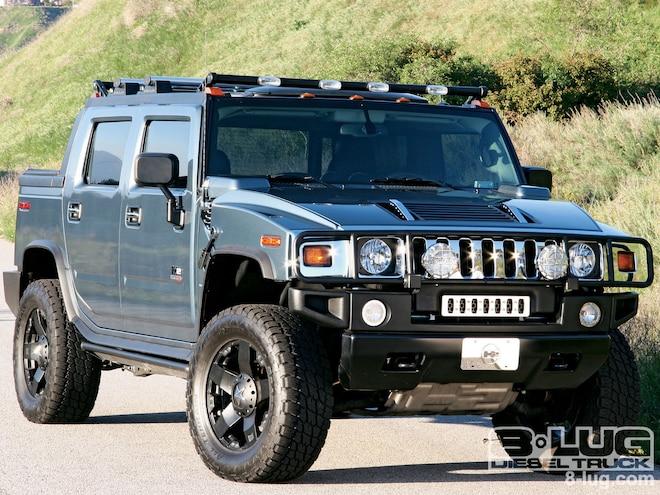 2005 Hummer H2 SUT - H2 Duramax