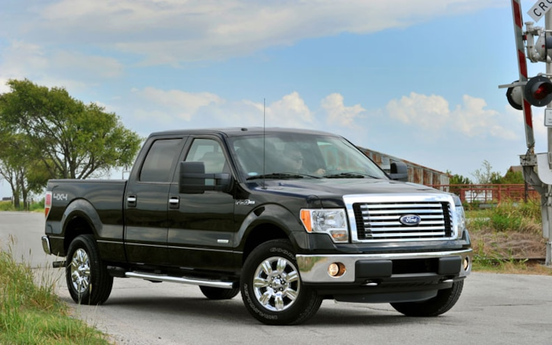 Ford Issues Recalls for Several Truck, SUV Models