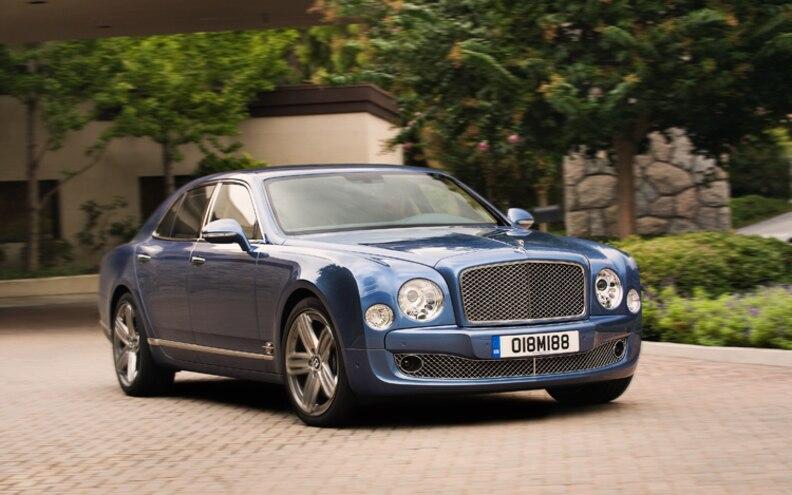 First Test: 2011 Bentley Mulsanne