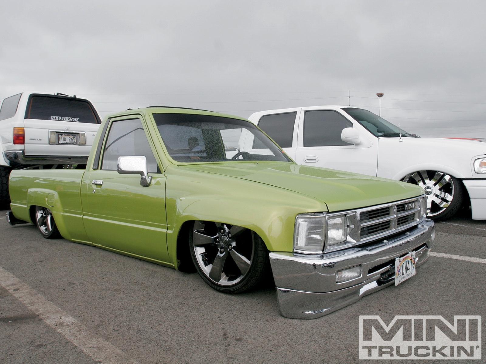 2010 Streetdreams Showdown Hawaii Custom Truck Show