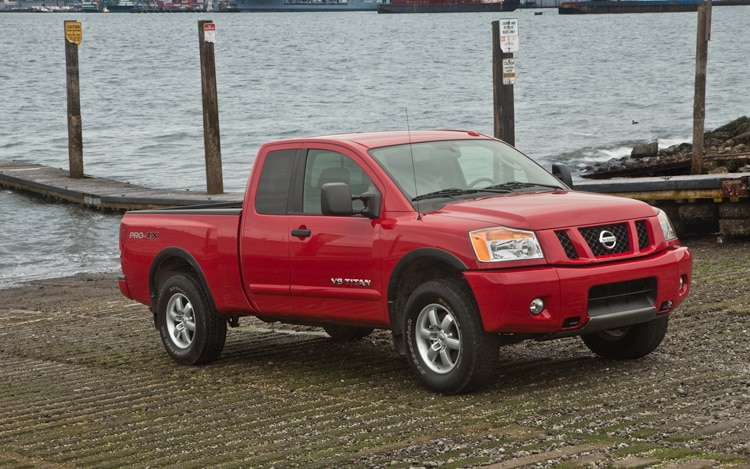 Nissan Announces Pricing and Updates for 2012 Armada and Titan