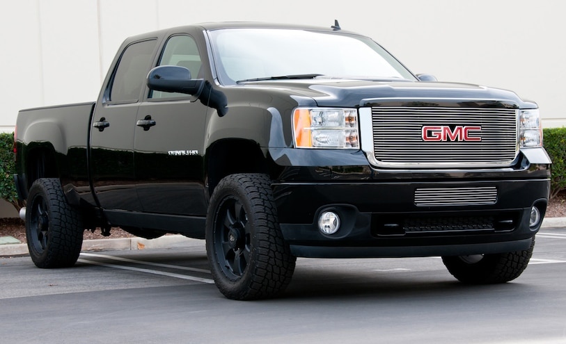 Product Spotlight: T-Rex Front Grilles for 2011 GMC Sierra HD