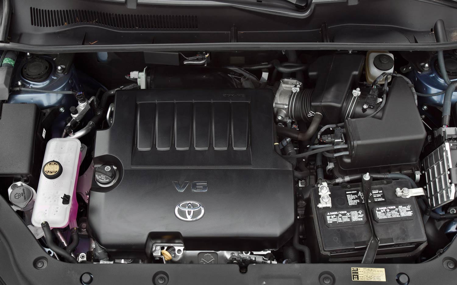 2011 Toyota Rav4 Limited V 6 Engine