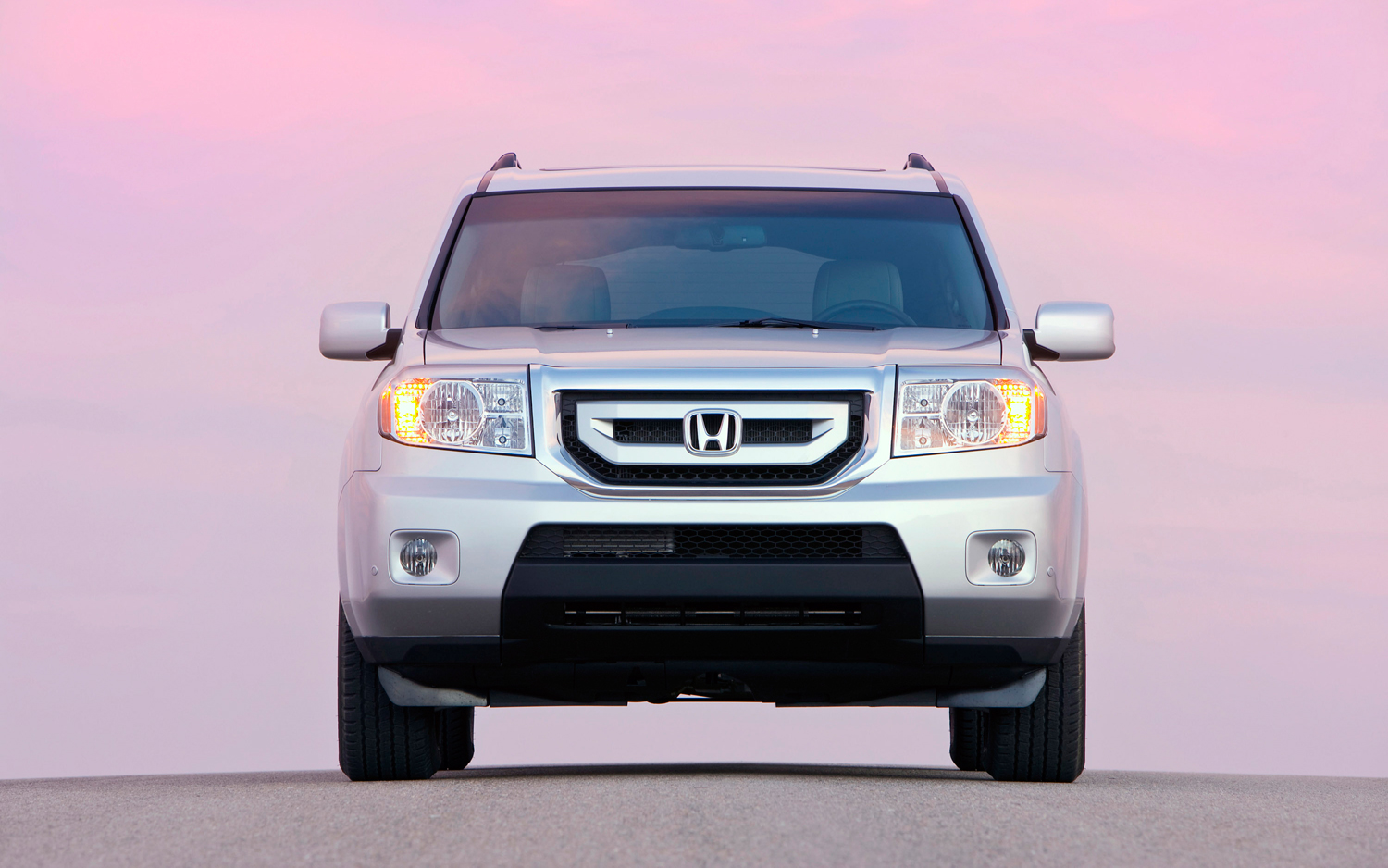 Recall Issued for 2009-2011 Honda Pilot Seat Belts Photo