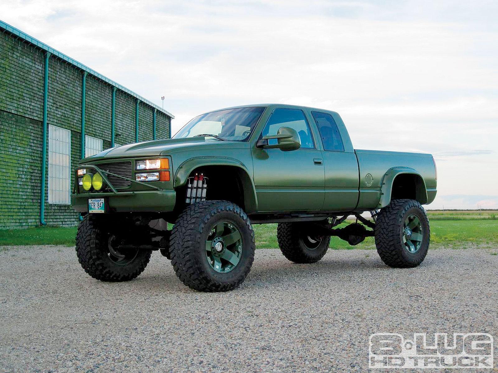 1998 Gmc Sierra - Custom Truck