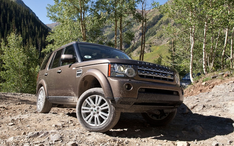 Land Rover Discovery to Return to its Roots, Improved Off-Road Performance Expected