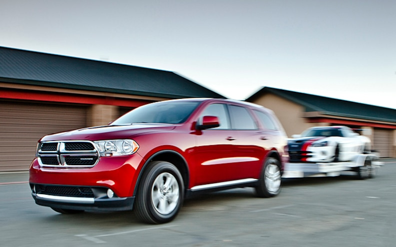 Fiat Chrysler Expands Durango and Grand Cherokee Fuel Pump Recall